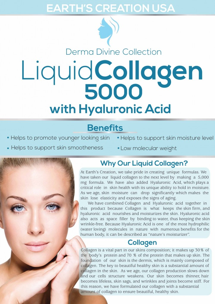 Liquid Collagen 5,000